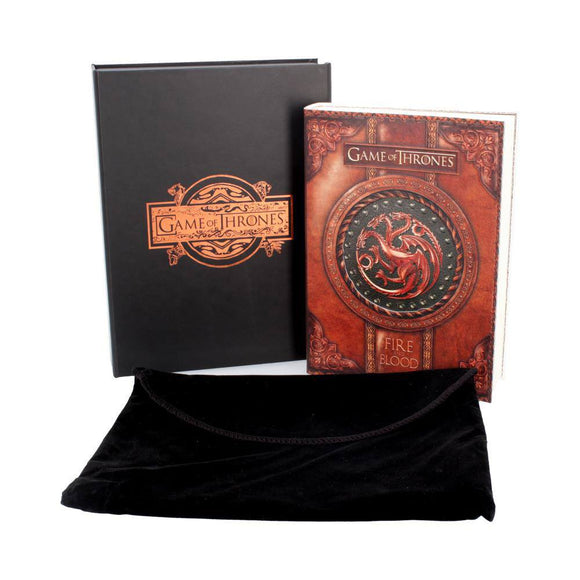 Game Of Thrones - Journal Fire & Blood