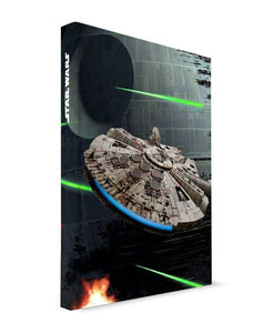 Star Wars - Notebook Millenium Falcon Sound and Light