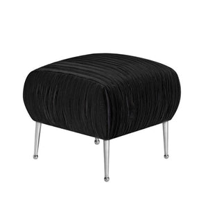 CATALINA Ottoman GY-OT-7993 Black fabric