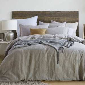 NATURAL LINEN BEDDING