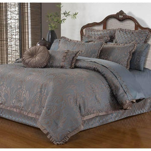 AVALON 4PC LUX COMFORTER SET