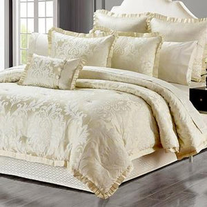 Brenna 6-Piece Luxury Comforter Set