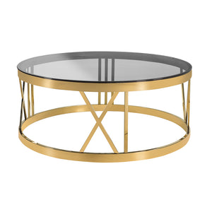 Roman Gold Coffee Table