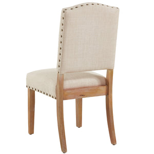 Roland Side Chair in Beige (2 Pk)
