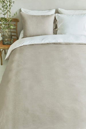 Sand Duvet Cover, Tranquility Collection