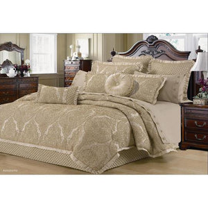 Antoinette 6-Piece Luxury Comforter Set