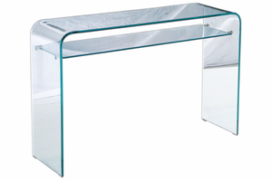 Lando Ghost Console Table