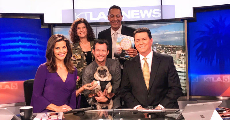Bailey's CBD on KTLA!