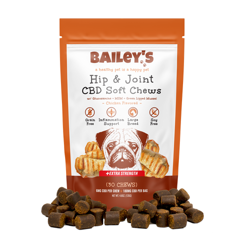 Best Mobility Support CBD For Dogs | Hip & Joint CBD Dog Chews | Full Spectrum CBD For Dogs | Lab Tested CBD For Pets | Veterinarian Formulated Pet CBD Costa Mesa California