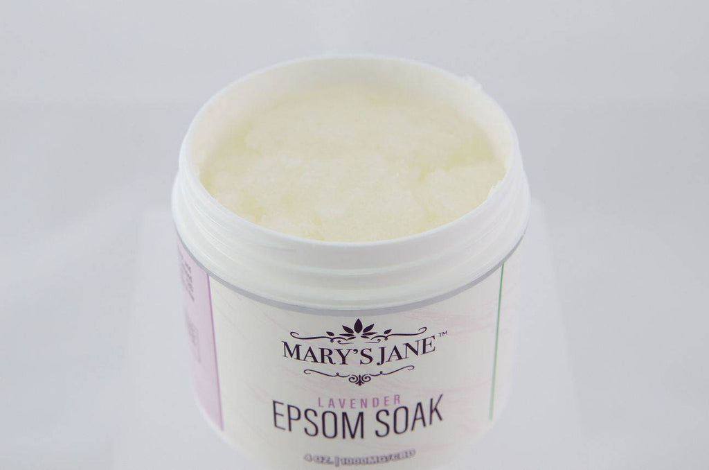 Mary's Jane Beauty CBD Lavender Epsom Soak