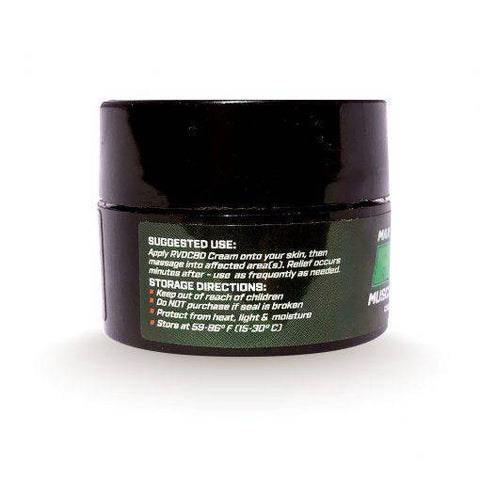 Image of RVDCBD Maximum Strength Muscle & Joint Relief Cream w/ 150MG CBD & Non-Detectable THC