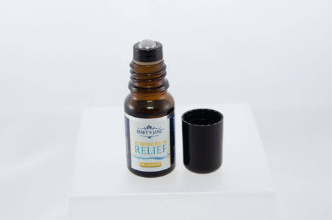 Image of Mary's Jane Beauty Roll-On Pain Relief w/ 1000mg CBD