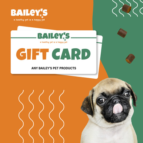 Image of Bailey's CBD Gift Card