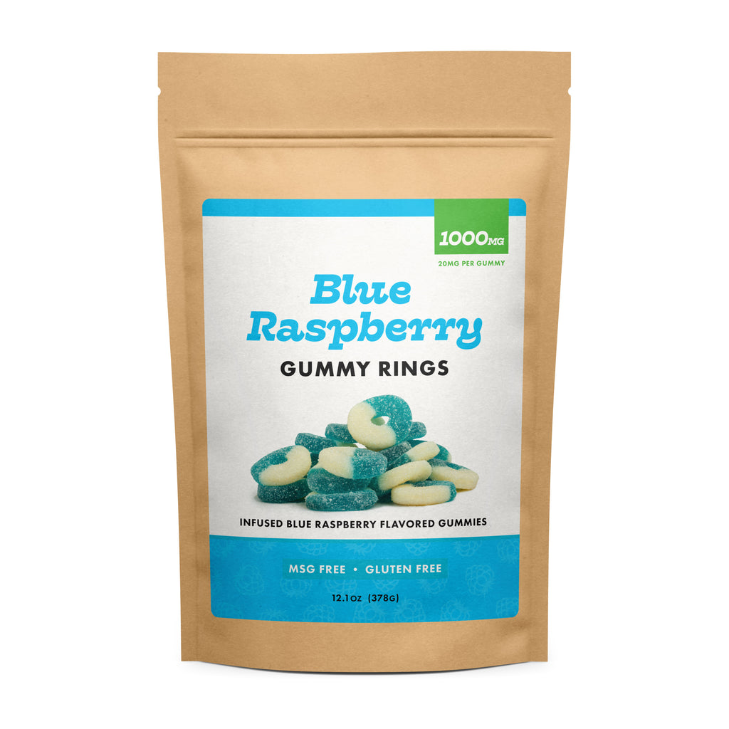 (CBD Works) Raspberry Rings