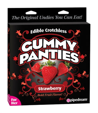 Gummy Panties - Strawberry PD7507-60