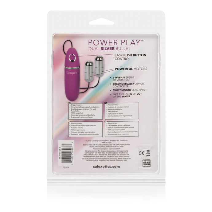 Power Play Dual Silver Bullet SE1165252