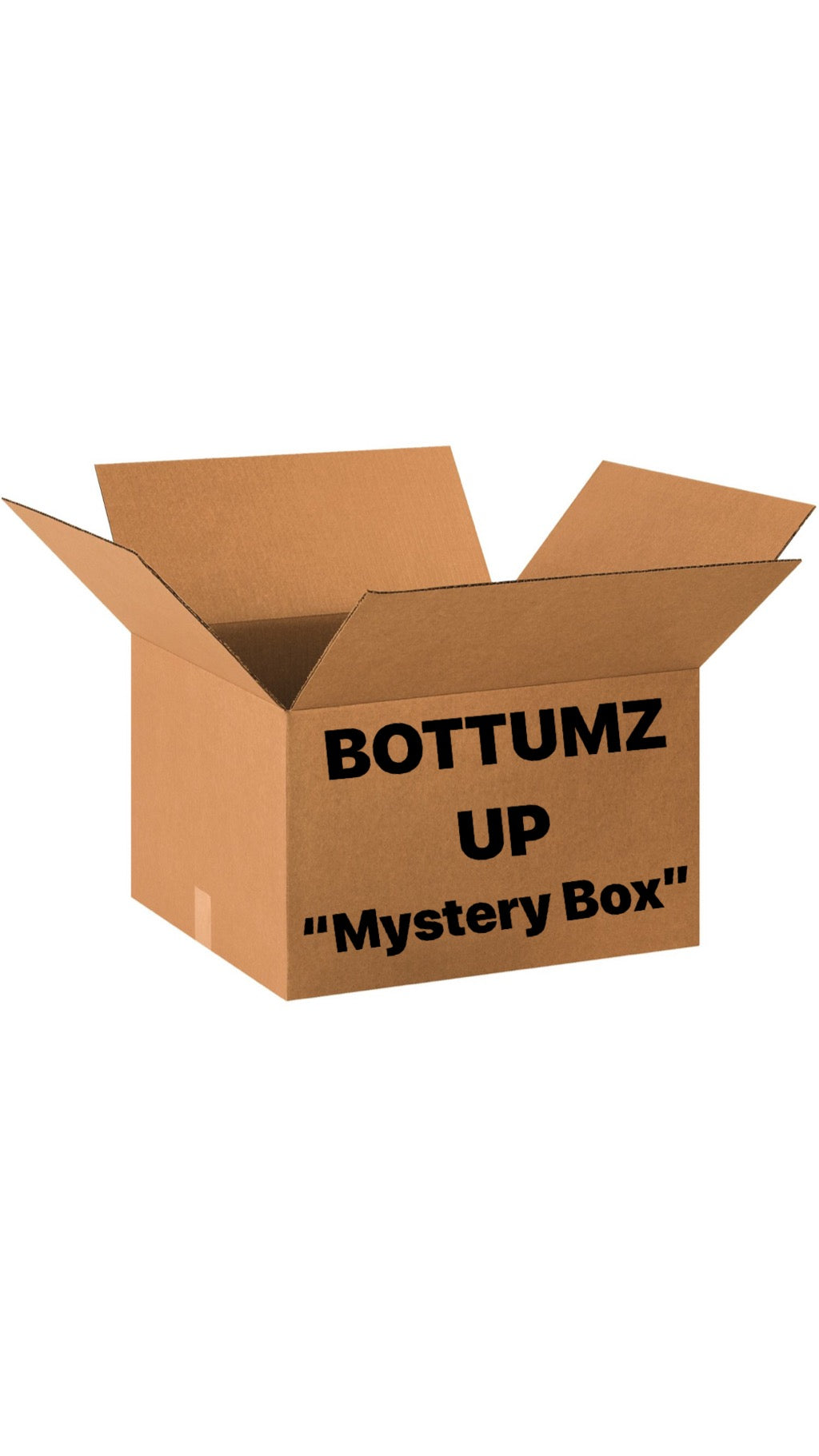 BOTTUMZ UP NAUGHTY MYSTERY BOX