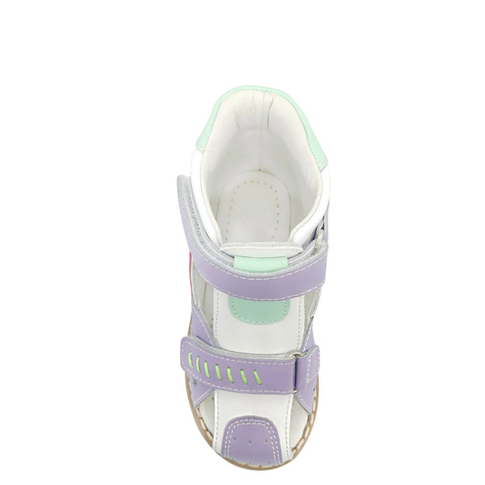 Starry Purple Orthopedic Sandals