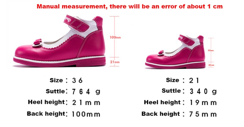 Princess High Cut Shoes