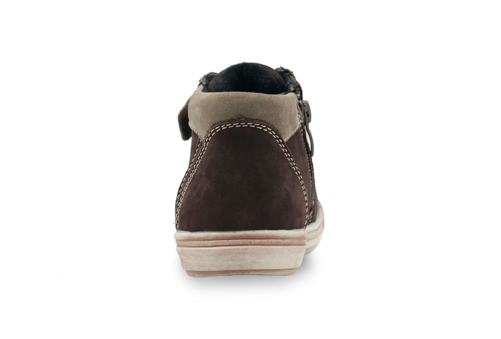 Three Tones Casual Sneakers
