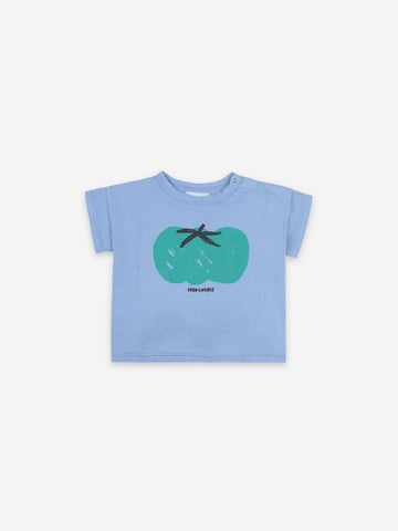 BOBO CHOSES Tomato Short Sleeve T-Shirt