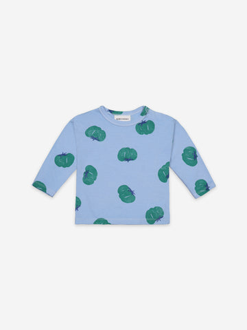 BOBO CHOSES Tomatoes All Over Long Sleeve T-Shirt