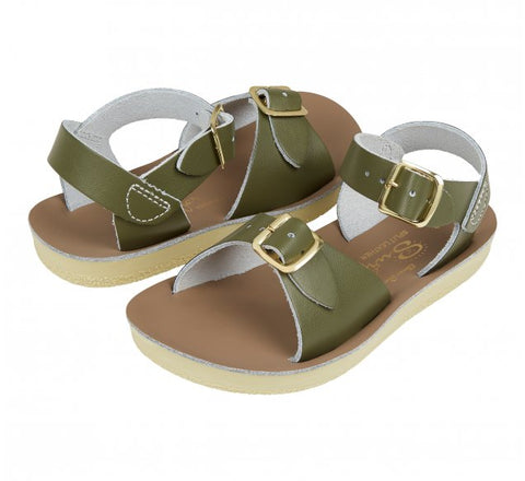 Salt-Water sandals - Surfers Olive