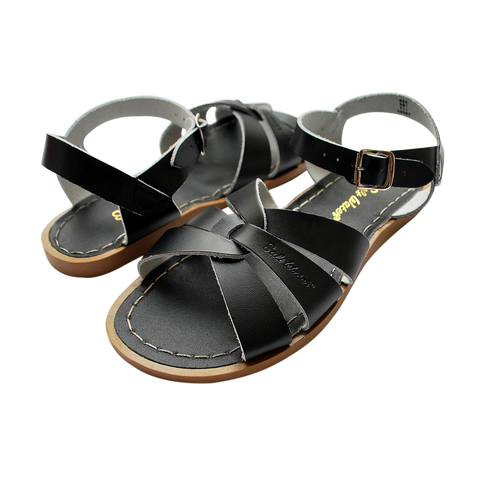 Salt-Water sandals - Originals style in Black