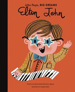Little People Big Dreams - Elton John