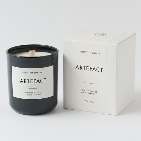 UNION OF LONDON Large Candle - Artefact