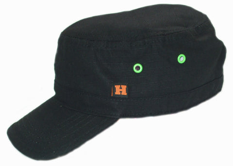 Cadet Cap in Black