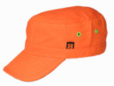 Cadet Cap in Orange