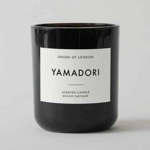 UNION OF LONDON Large Candle - Yamadori