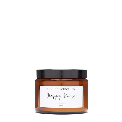 SEVENSEVENTEEN Large Candle - Happy Home/Nag Champa