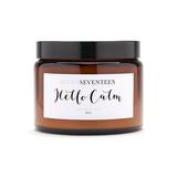 SEVENSEVENTEEN Large Candle - Hello Calm/Moroccan Rose
