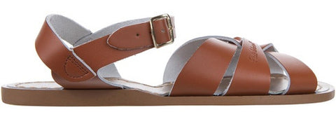 Sun-San Salt-Water sandals - Originals style in Tan