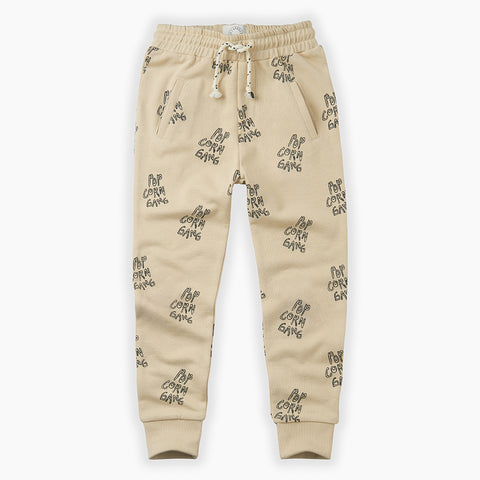 SPROET & SPROUT Baby Jogging Pants Popcorn Gang