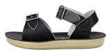 Salt-Water sandals - Surfers style in Black