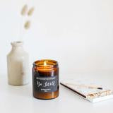 SEVENSEVENTEEN Med Candle - Be Still/Glowing Embers