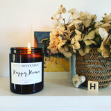 SEVENSEVENTEEN Med Candle - Happy Home/Nag Champa