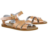 Salt-Water sandals - Originals style in Rose Gold