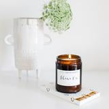 SEVENSEVENTEEN Med Candle - Shine On/Wild Fig & Grape