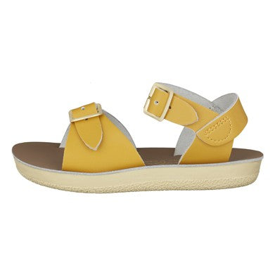 Salt-Water sandals - Surfers style in NEW Mustard