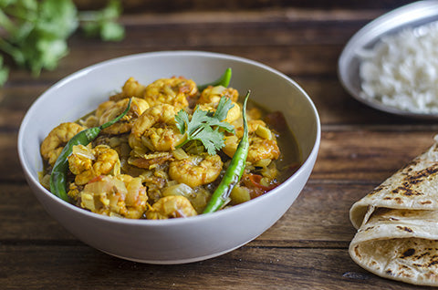 goan prawn curry recept