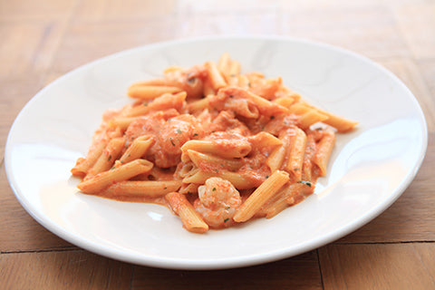 penne vodka recept