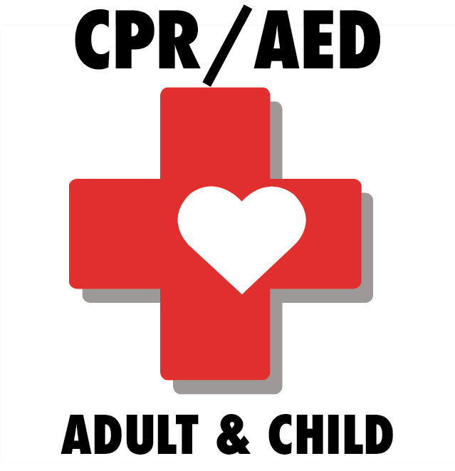 CPR/AED for Adult/Child (Online Learning with Remote or Local Skills Verification)