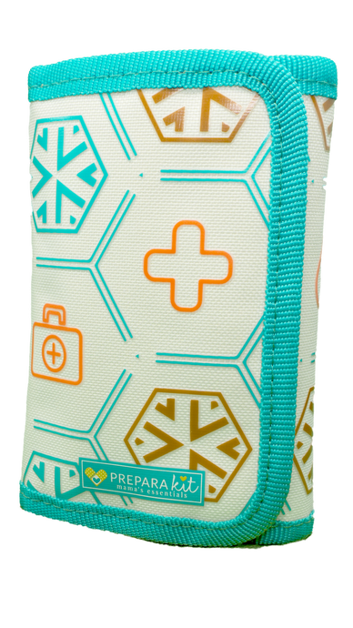 Take Along First Aid Kit - Calming Teal