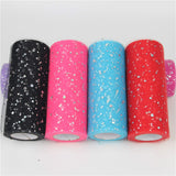 Sequin Tulle Roll Fabric Spool Wedding Decoration - Weddingkings.com