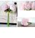4 Colors Flower Fake Peony Bridal Wedding Party