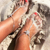 Starfish Anklet bridal shower decoration - Weddingkings.com